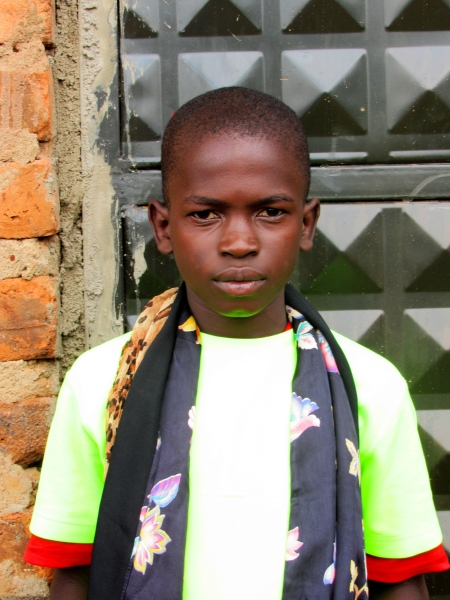 Abby Born: May 7, 2003 Abby was born in Kamuli district and his parents both died of HIV AIDS but he is HIV free.