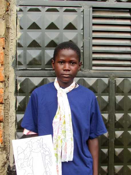 Ashiraf Born: December 10th, 2004 Ashiraf was born in Luuka district. Both of his parents died when he was just 3 years old.