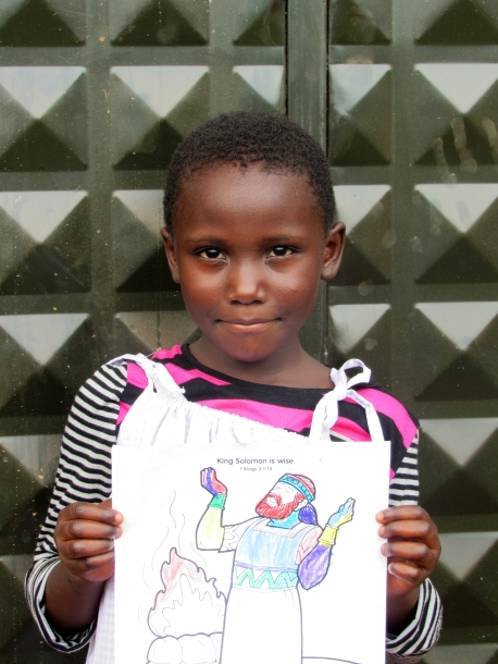 Audrey Born: July 22nd, 2010 Audrey was born in Iganaga district and her parents both died in a fatal motor accident. She dreams of being a nurse.