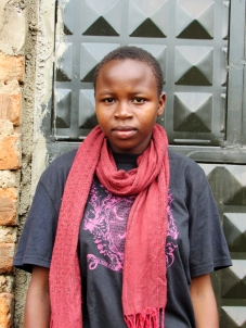 Catherine Born: unknown Catherine was born in Soroti district where her father died of HIV AIDS - he was a police man, and her mother is a house wife. Catherine dreams to be a doctor.