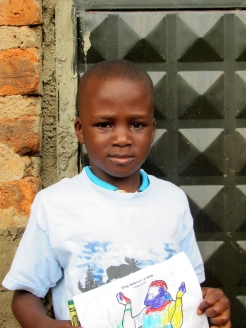 Jesse Avana Born: June 14th, 2009 Jesse was born in Kigulu county Iganga district where he lived in a single parent life with his mother. His mom was a doctor and died last year.