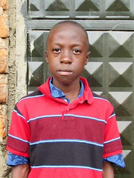 Marvin Born: October 13th, 2005 Marvin was born in Jinja district Nsuube village. His father died in the war in Gulu.