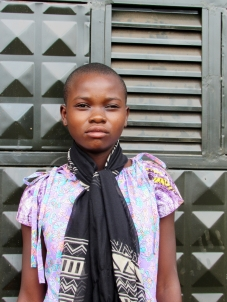 Mary Born: May 8th, 2001 Mary was born in Buyukwe district and she was left without a parent after her parents died of HIV AIDS.
