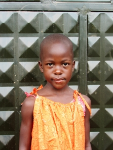 Mavis Born: May 27th, 2007 Mavis was born in Busia district where both of her parents died of HIV AIDS.