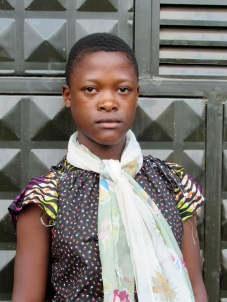 Melida Born: February 3rd, 2002 Melida was born in Kaliro district where both her parents died, leaving her without someone to take care of her.