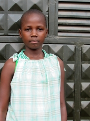 Sauya Born: March 25th, 2004 Sauya was born in Namutumba district where she lived a humble life. After the death of her parents, she now lives at the home care center.