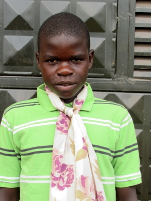 Swaibu Born: September 31st, 2003 Swaibu was born in Bugiri district in Nankoma village. Both of his parents died of HIV AIDS.