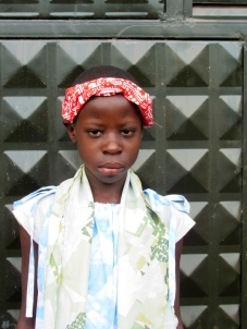 Violet Rina Born: October 5th, 2005 Violet Rina was born in Luwero district where it was a war victim so her parents died from bombs.